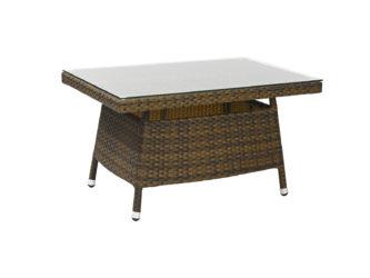 Polyratanový konferenční stolek