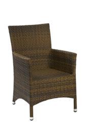 Polyratanová židle