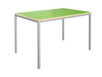 stůl s vandaluvzdornou deskou stolu