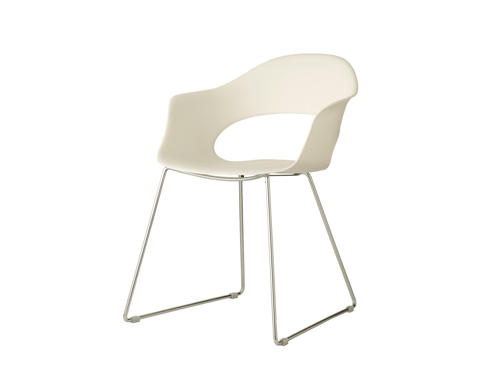 SCA-Lady B A slitta plastová židle