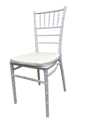 Plastová banketová židle