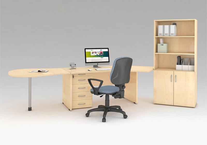 Standardní nábytek z LTD