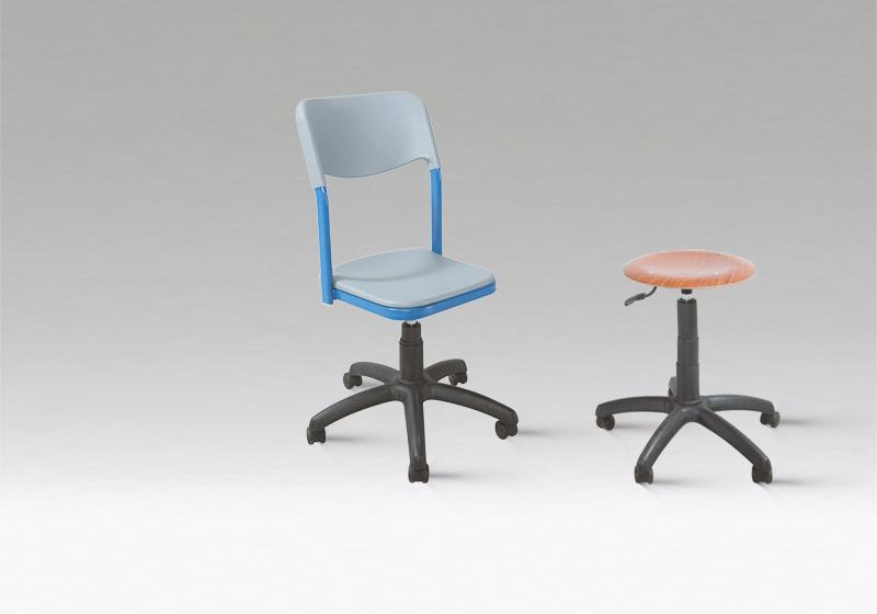 Speciální otočné židle