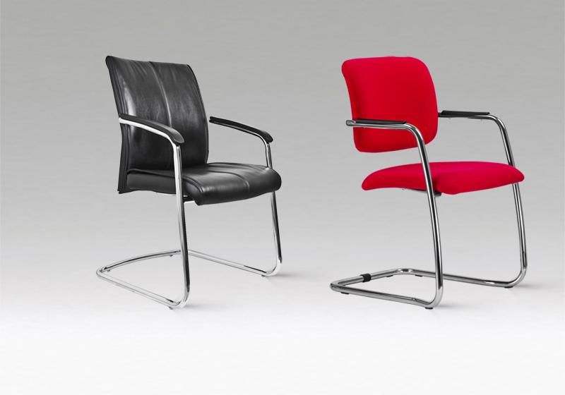 Jednací židle na kolečkách