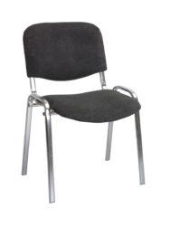 ISO 1  – židle s chromovanou konstrukcí