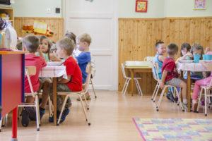 Mateřská školka Csór