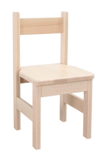 Donald 2 – židle s dřevěnou konstrukcí
