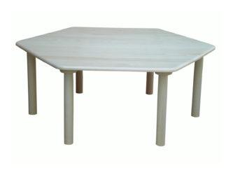 Donald šestiúhelníkový stůl