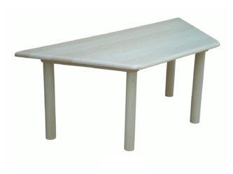 Donald lichoběžníkový stůl