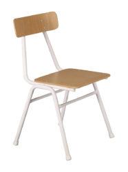 Karkulka – židle pro mateřské školky, přírodní