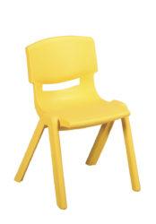 Duha plastová židle pro mateřské školky