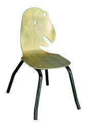 Dino – židle pro mateřské školky