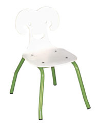 Beran – židle pro mateřské školky