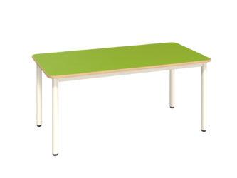Pohádkový obdélníkový stůl s dekoritovým povrchem
