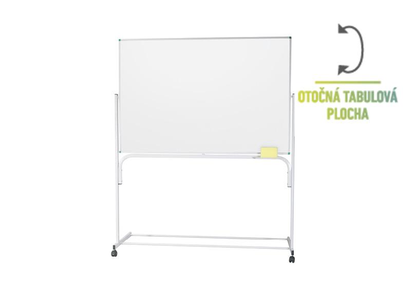 Klasické naklopitelné bílé stojanové tabule