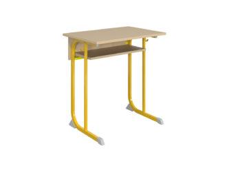 dekoritová deska stolu, dřevěná hrana, ostré rohy