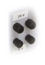 elektrická zásuvka 12-24 V