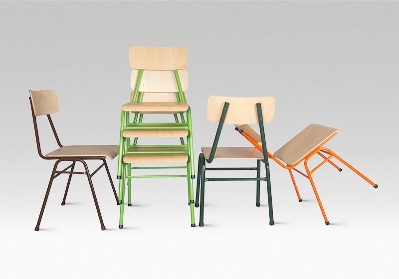 Židle do učeben