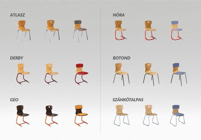 Židle Soliwood