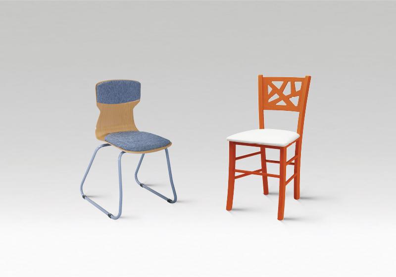 Čtenářské židle