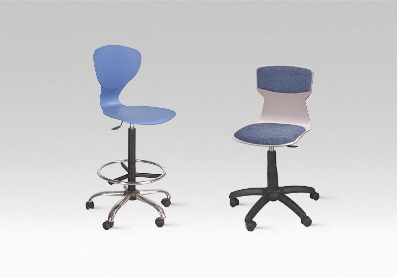 Židle pro ošetřovatele/lékaře