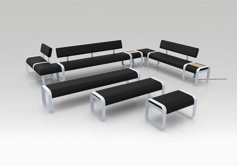 Klasické lavičky
