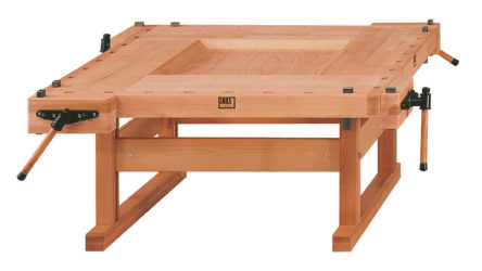 hoblovací stůl (ponk) model 27