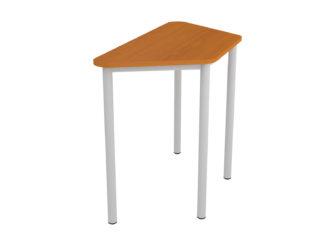 60° lichoběžníkový stůl