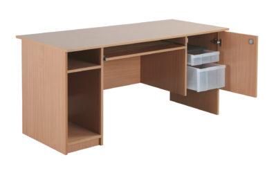Učitelský počítačový stůl