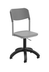 učitelská židle s plynovým pístem, polypropylen