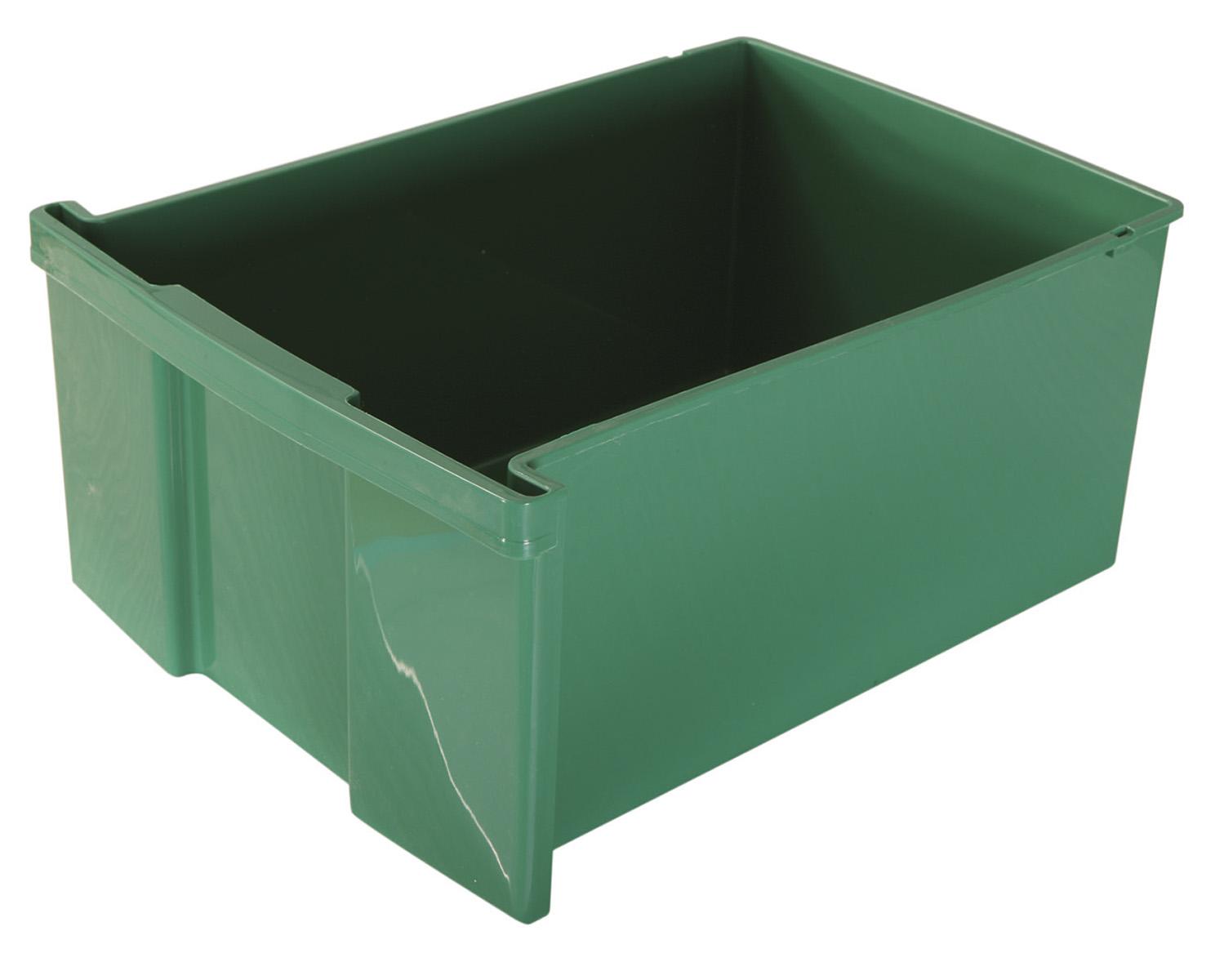 s policemi, 14 ks průhledných krabic InBox ve velikosti
